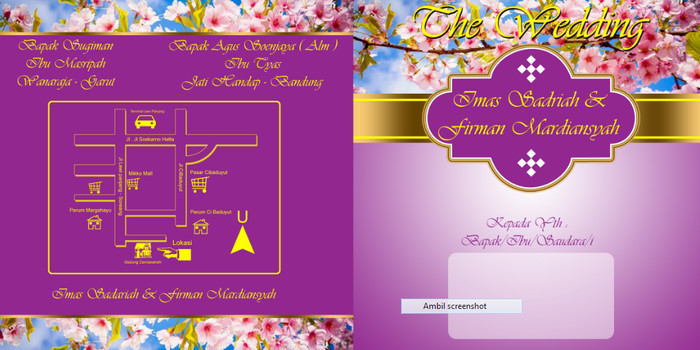 DVD 100 Desain Undangan Bisa Di Edit Ulang Lewat Aplikasi Photoshof