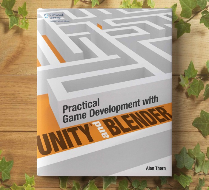 Game Development With Blender Ebook