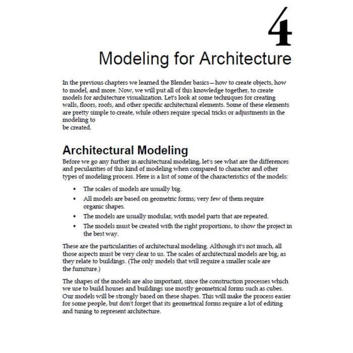 Jual Blender 3D Architecture, Buildings, and Scenery EBook - Kab  Cianjur -  IMSGamestore | Tokopedia