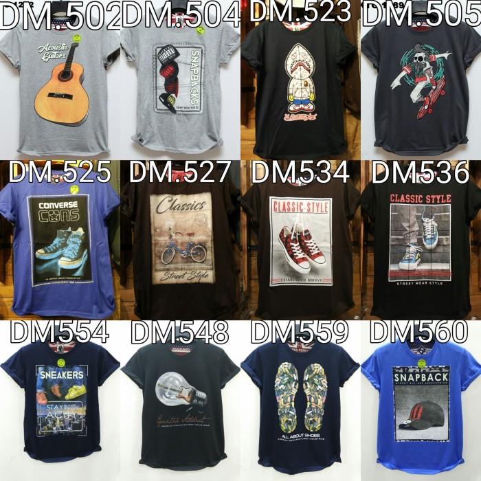 bd8b41408420 Jual Kaos Singlet Cowok Distro Full Print Tshirt Pria Thai Grosir ...