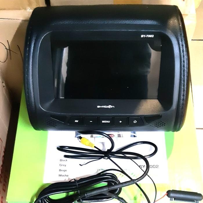 harga Headrest tv monitor 7  symbion sy - 7002 Tokopedia.com