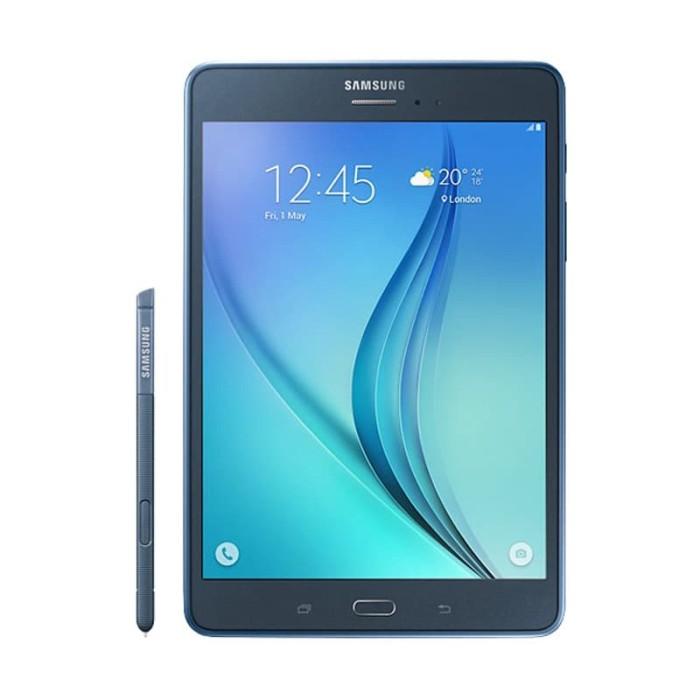 harga Samsung galaxy tab a with s pen (8.0 lte) free designer mouse - biru Tokopedia.com