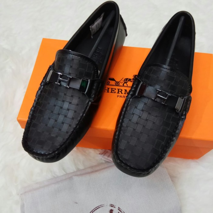 Jual Sepatu Hermes Pria Miror Quality Import Jakarta Utara