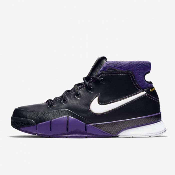 928e3b7d28226 Dijual Sepatu Basket Nike Kobe 1 Protro Black Out Original AQ2728 ...