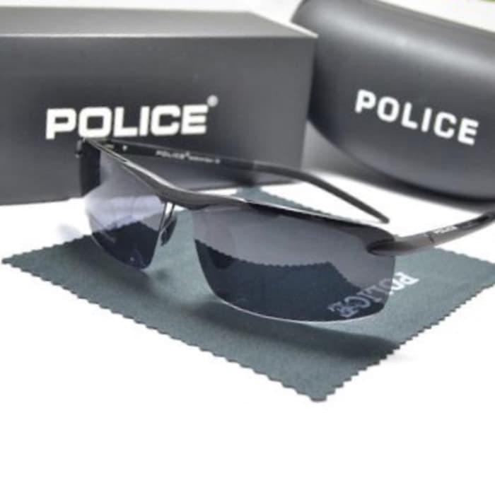 Jual Kacamata Sunglass Sunglasess Sporty Police 1930 S1930 Polarized ... ce63bd508d