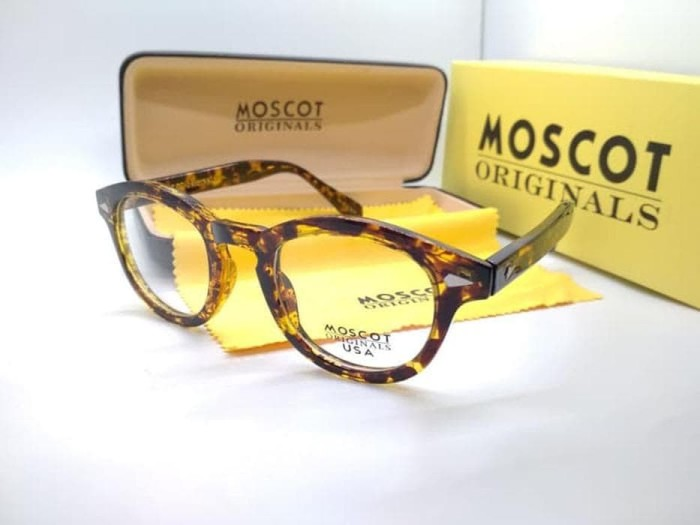 Frame Kacamata Moscot USA lemtosh tortoise - kacamata minus Tokopedia dc4d948717