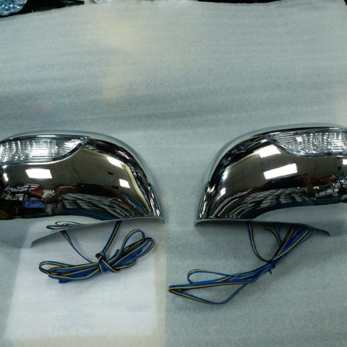 Cover Spion Nissan Grand Livina 2007-2012 Chrome With Lamp Per Set