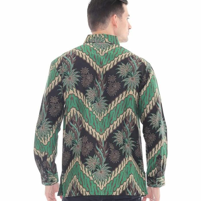 Jual Hem Batik Seragam Baju Batik Kantor Kemeja Pria Batik Seragam ... 201d1f2c15