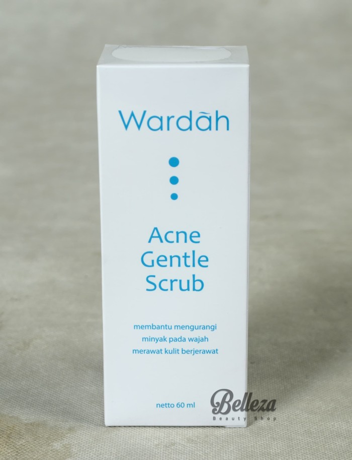 Wardah Acne Gentle Scrub 60ml