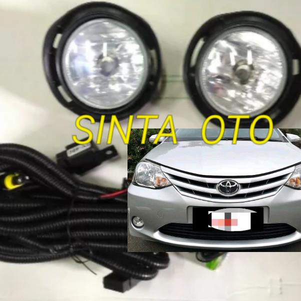 harga Fog lamp foglamp kabut toyota etios valco 2013 13 2014 14 2015 15 2016 Tokopedia.com