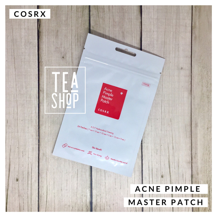 harga Cosrx acne pimple master patch Tokopedia.com