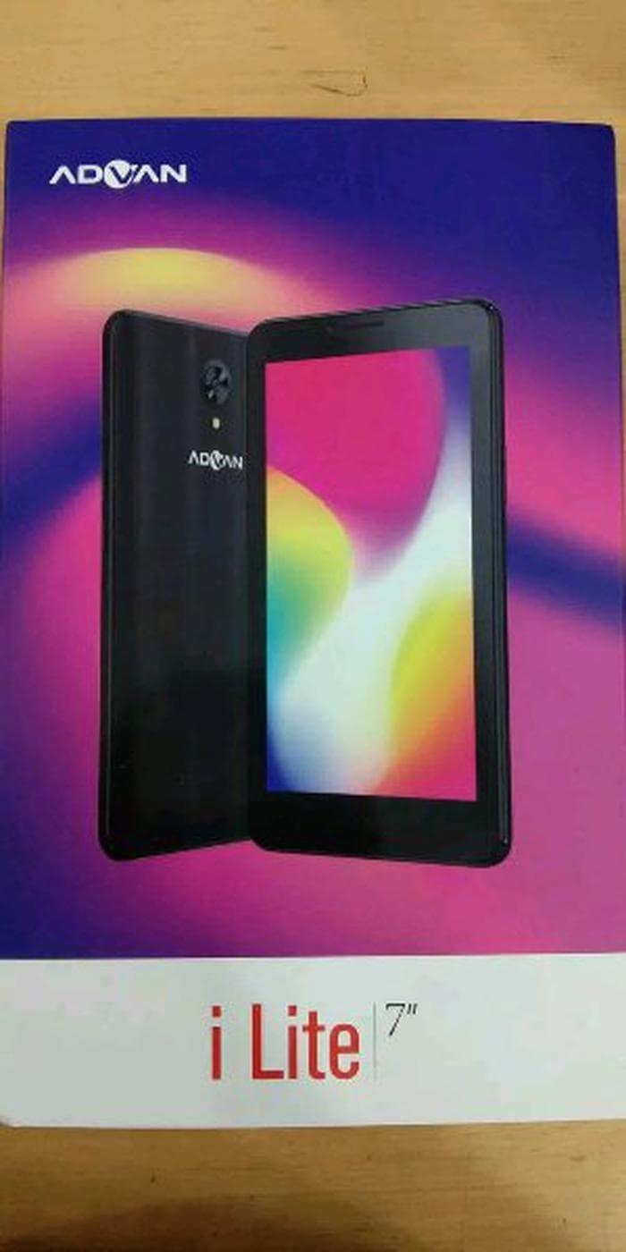 Tablet advan Vandroid i lite 4G lte Ram 1GB - 8GB 4G LTE Berkualitas