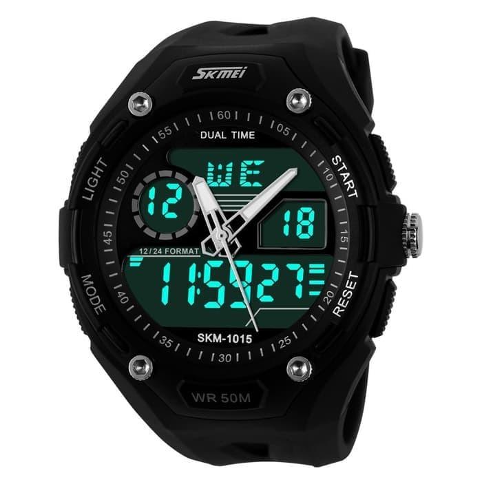 Jam tangan original skmei s-shock sport watch waterproof