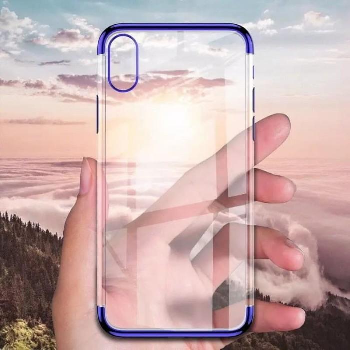 harga Huawei p30 pro plating list color jelly soft case transparan softcase Tokopedia.com
