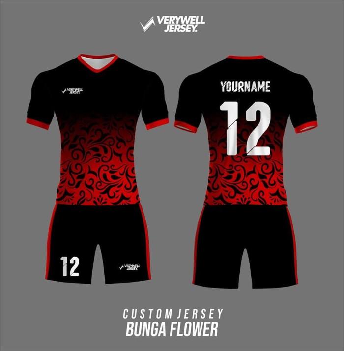 101+ Desain Jaket Futsal Gratis Terbaik