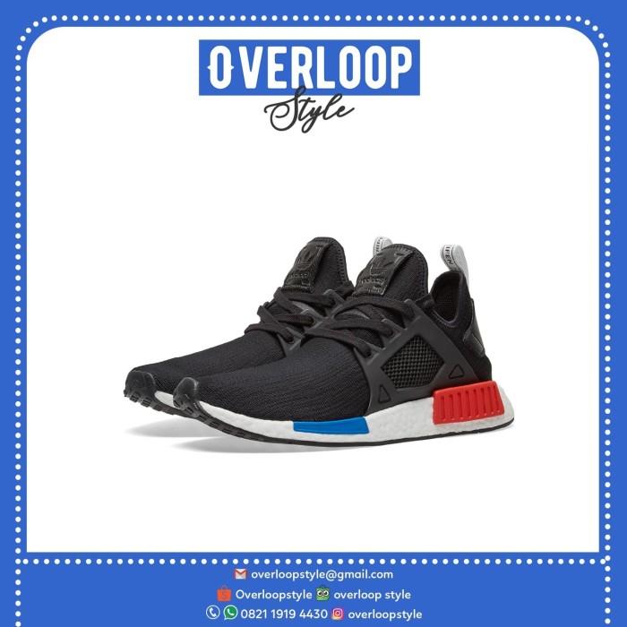 official photos 68ddd c7169 Jual Sepatu ADIDAS NMD XR1 OG BLACK Original Product - DKI Jakarta -  Overloop Style | Tokopedia