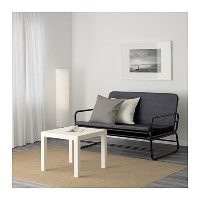 Jual Best Seller Ikea Hammarn Sofa Tempat Tidur Knisa Abu A Murah