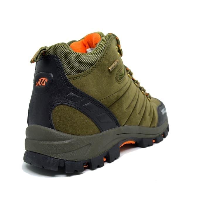 Jual Sepatu Gunung SNTA Tipe 469 Warna Green - Sepatu Hiking Boot ... 616c49f0d7