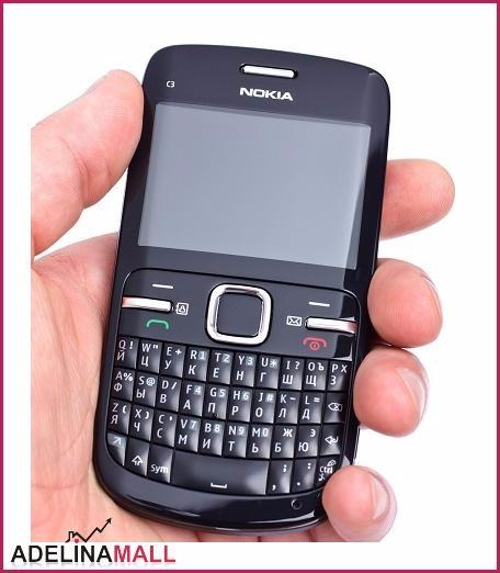 Jual Nokia C3 00 Hp Nokia Jadul Handphone Unik Indonesia Jakarta