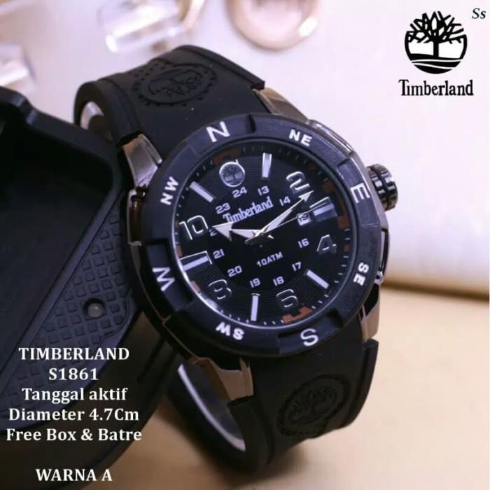 Jual Jam Tangan Pria Timberland Rubber Karet - Tifan Store  54d2c915e4