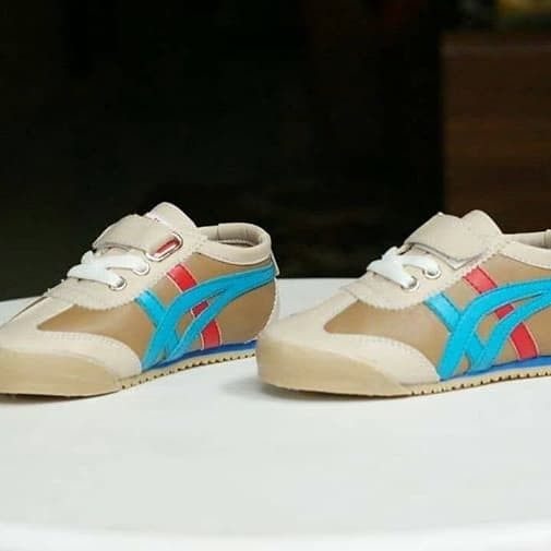 promo code 62613 5ae14 Jual Onitsuka Velcro kids ( sepatu asics / sepatu santai anak ) - DKI  Jakarta - A & D Shoes Shop | Tokopedia