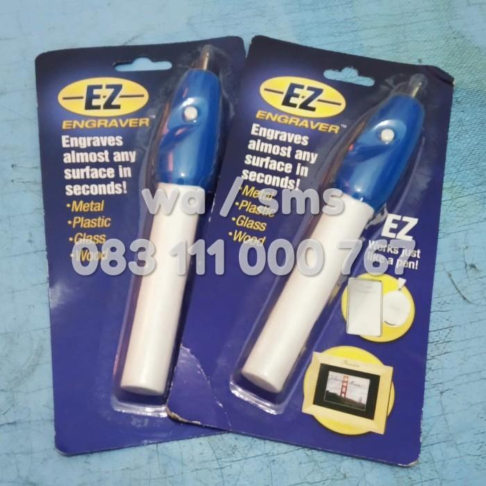 Engrave It Pen Alat Ukir Elektrik Permukaan Kayu Logam Kaca Plastik