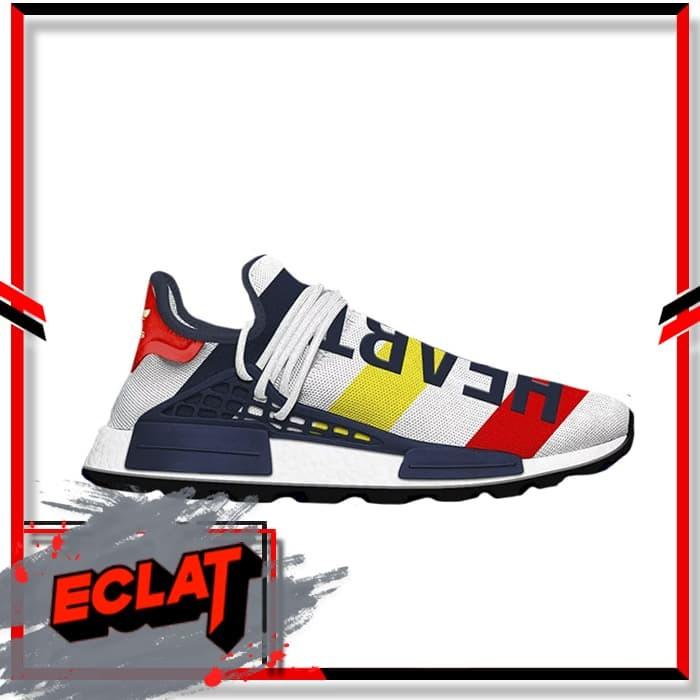 huge selection of ca293 3dd1f Jual Adidas NMD HU Human Race BBC Heart & Mind Original Sneakers - DKI  Jakarta - Eclat Sneakers | Tokopedia