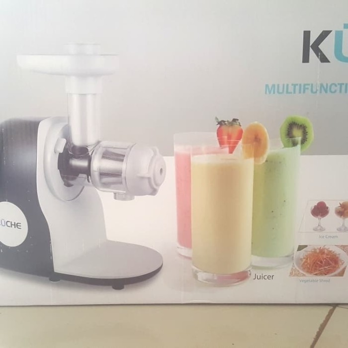 Jual Kuche Dry K 530 Juicer Multi Food Maker Tokomungil Tokopedia