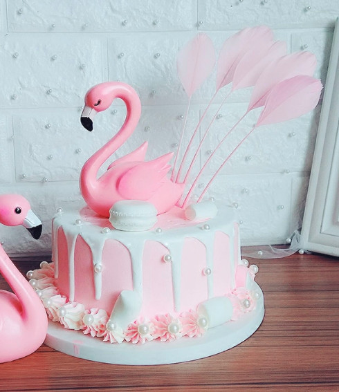 Jual Topper Cake Bulu 3pc Angsa Hiasan Kue Ulang Tahun Tema Pink Goose Kota Tangerang Dekorasi Vintage Tokopedia