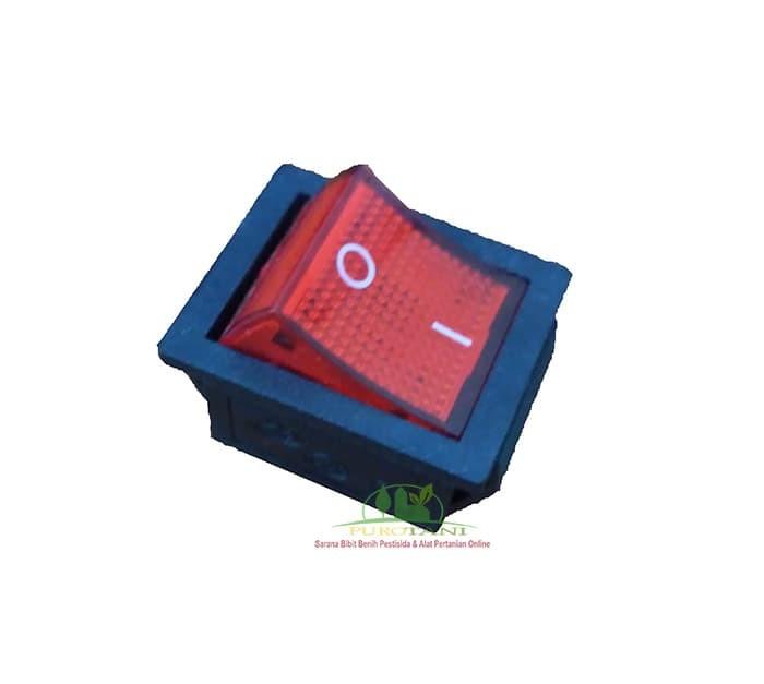 Foto Produk Saklar Sprayer Elektrik Switch On Off Tangki Cas Baterai Aki dari Purotani