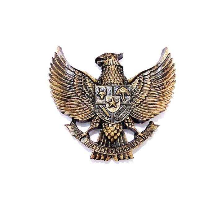 Jual Garuda Pancasila Miniatur Burung Garuda Indonesia Kota Bandung Pietro Golicelli Tokopedia