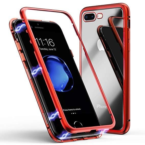 newest d7db1 d5aa7 Magnetic Case Iphone 5/5s/se Premium 2in1 Case Magnetic