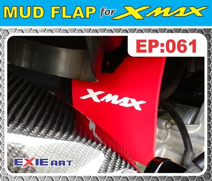 harga Mudflap yamaha xmax - spakbor kolong xmax - aksesoris yamaha xmax Tokopedia.com