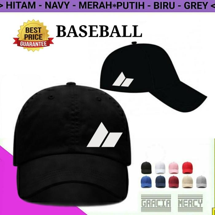 05d0b9982 Jual TOPI BASEBALL HITAM MACBETH BASEBALL CAP - Jakarta Timur - Gracia  Mercy | Tokopedia