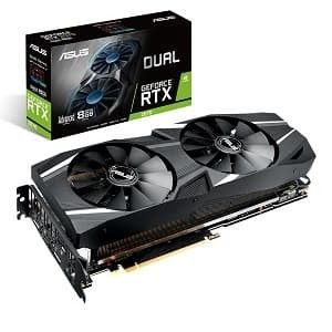 ASUS DUAL-RTX 2070-A8G GDDR6 ADVANCED