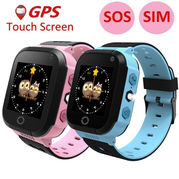 harga Jam tangan gps anak - smart watch tracker smartwatch lacak posisi Tokopedia.com