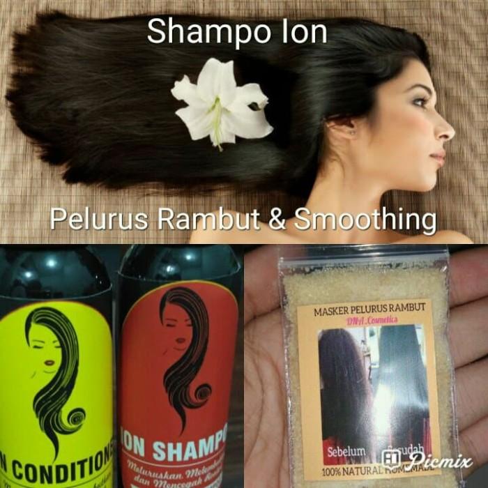 Jual Shampo Pelurus Rambut   ION   SMOOTHING - Pusat Bibit Pemutih ... 5fa97a26a9