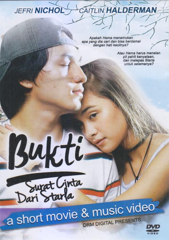Jual Dvd Indo Bukti Surat Cinta Dari Starlashort Movie 41 Mnt No Blu Ray Dki Jakarta Hcm Collection Store Tokopedia