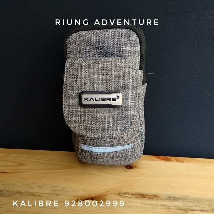 harga Tas selempang pinggang smartphone case kalibre 920695-999 new Tokopedia.com
