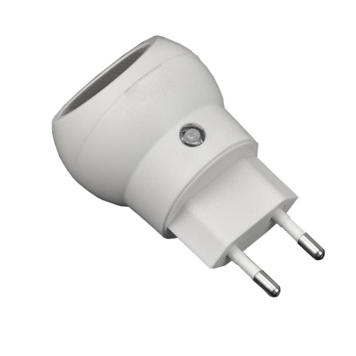 Foto Produk Lampu Tidur LED Sensor Cahaya Rotasi 360 Derajat dari web komputindo