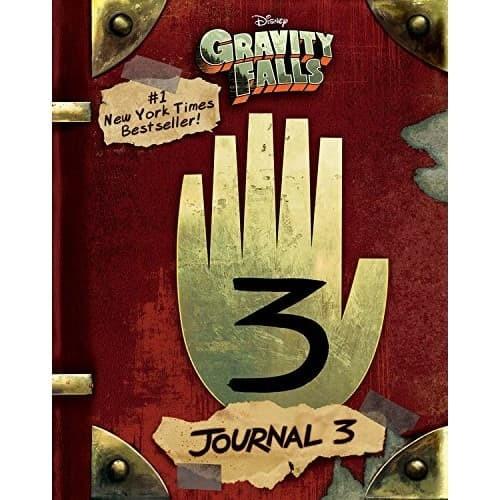 harga Gravity falls: journal 3 Tokopedia.com
