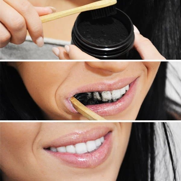Jual Charcoal Whitening Teeth - Arang Pemutih Gigi Alami - Mello ... 64400e650b