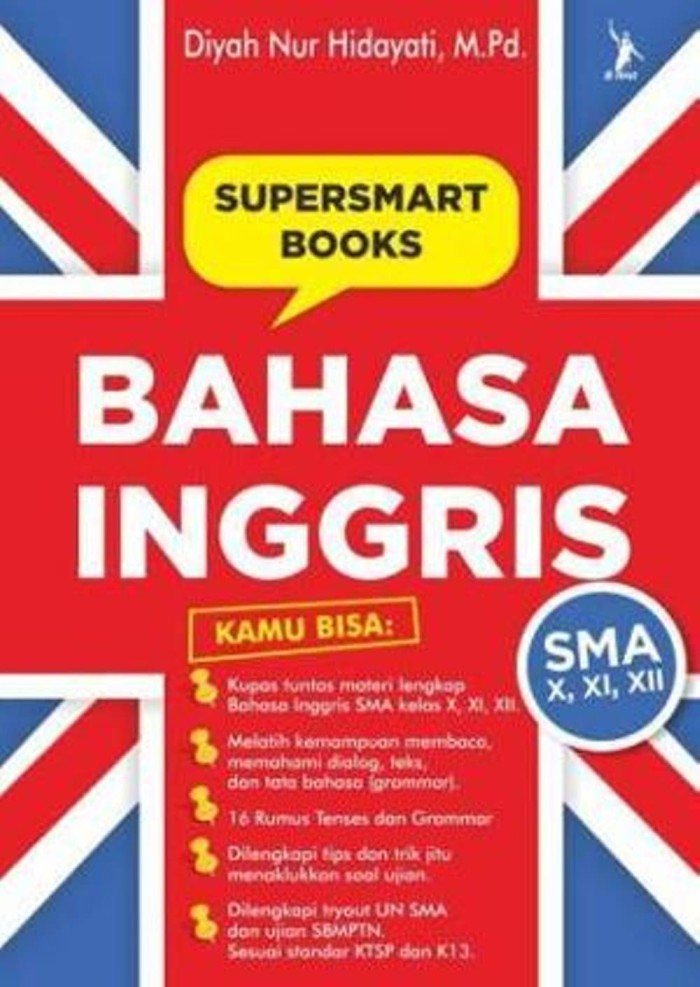 Jual SUPERSMART BOOKS BAHASA INGGRIS SMA KELAS X XI XII ... 4f197b5c1a