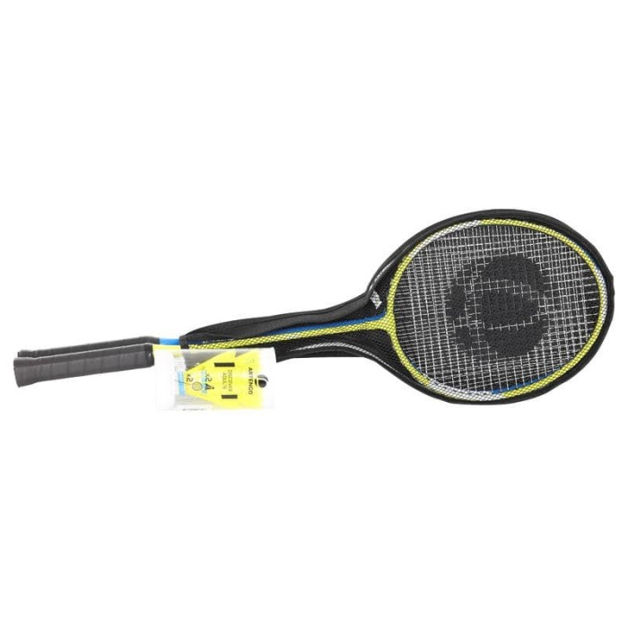 harga Raket bulu tangkis set raket badminton racket starter set artengo Tokopedia.com