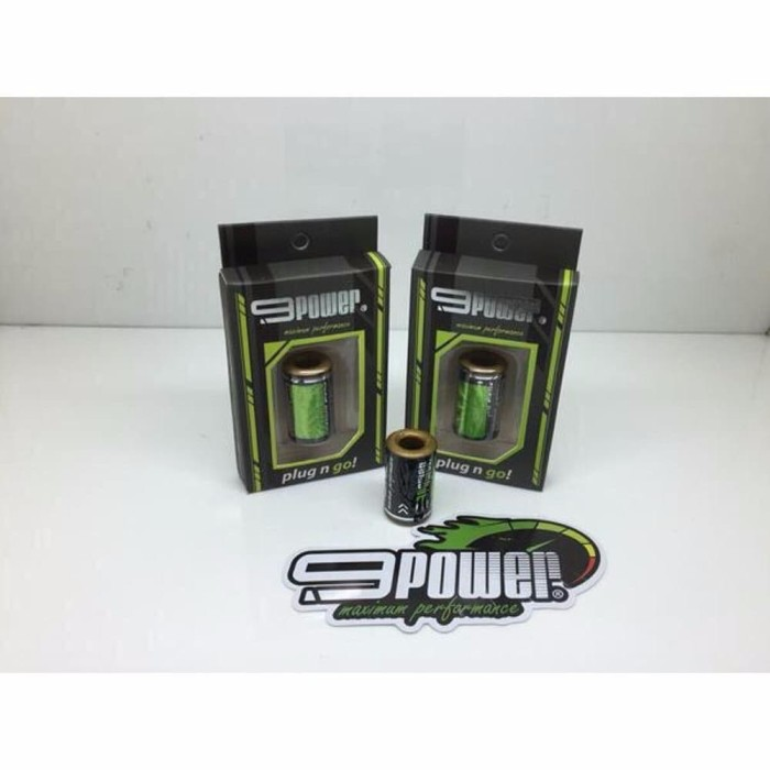 Jual 9Power 3Pcs Coil Booster Penghemat BBM Motor Mobil dan Peningkat