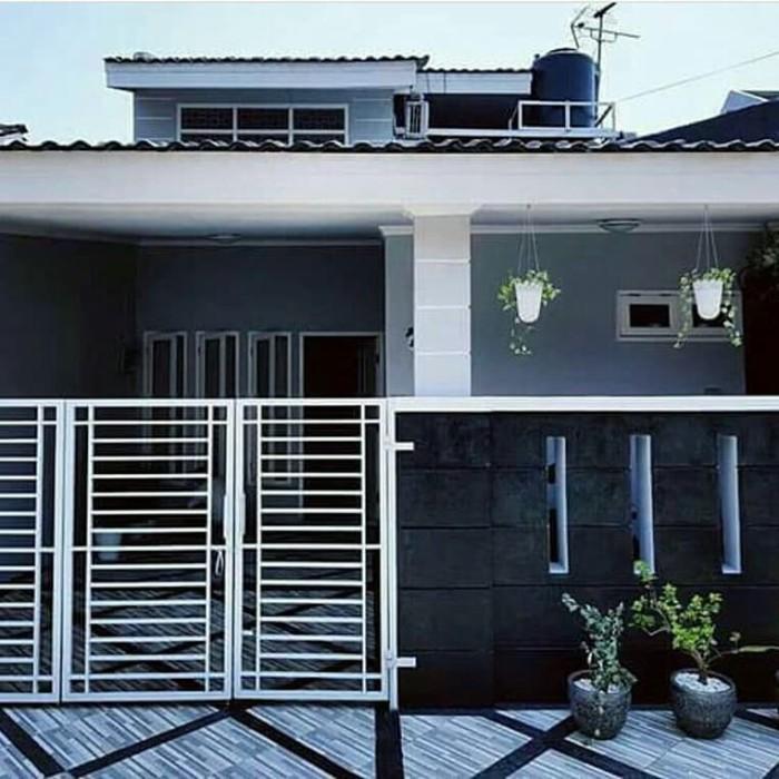 Jual Pagar Minimalis Besi Galvanis - Kota Tangerang Selatan - King Jaya  Steel | Tokopedia