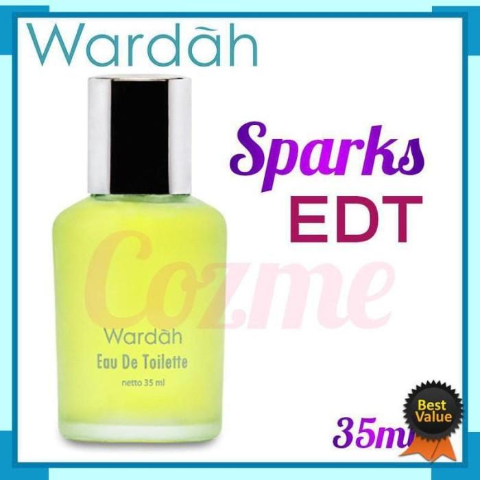 Wardah Sparks Eau de Toilette (EDT) 35ml