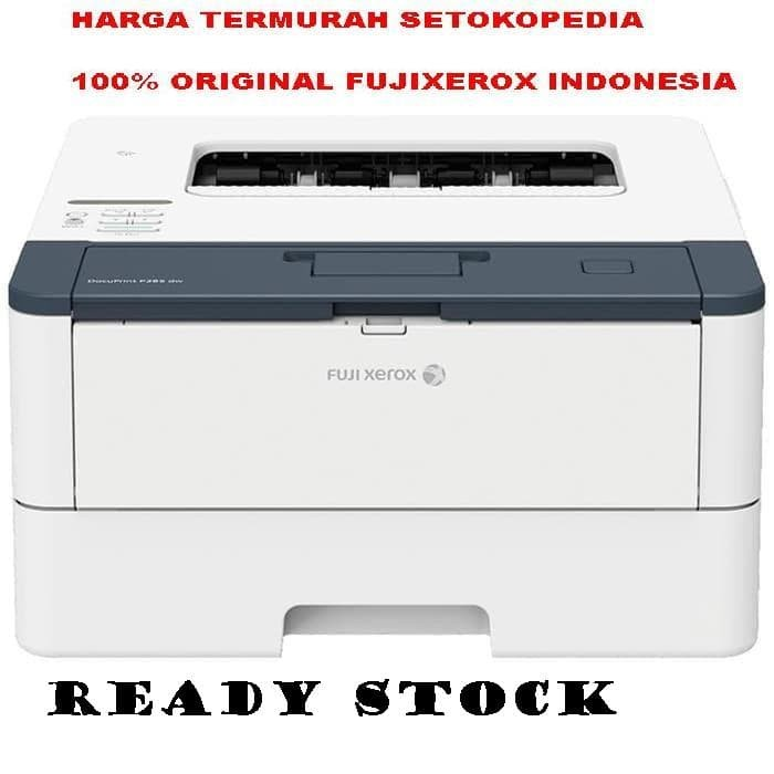 Jual Printer Fuji Xerox Docuprint P285dw A4 Mono P 285dw P285