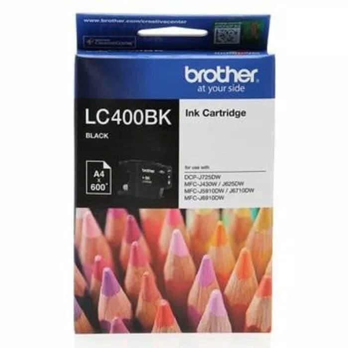 Tinta Brother Lc-400 Colour Original (B.M.Y.C)