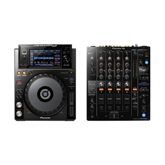 harga Pioneer combo controller xdj-1000 + djm-750 mk2 mixer Tokopedia.com